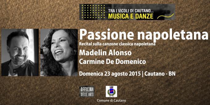 Passione napoletana – Cautano BN   23 agosto 2015