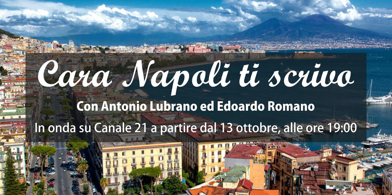 Cara Napoli ti scrivo